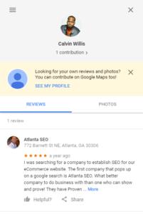 calvin harris fake review