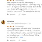 Jose Brown fake reviews the home depot