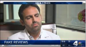 dr rodney raanan fake reviews nbcla