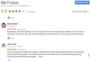bill frusco plumbing Google Search