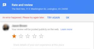 the red hen lexington va Google Search